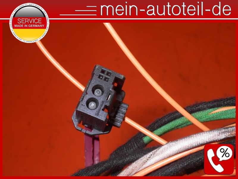 mercedes w211 s211 comand telefon navi cd wechsler kabel. Black Bedroom Furniture Sets. Home Design Ideas