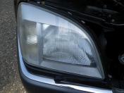 front lights xenon lights