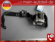 Mercedes S211 Gurt HL KOMBI Schwarz (2002-2006) 2118600585 Kombi Oriongrau a2118