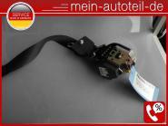 Mercedes W211 S211 Gurt VR Schwarz (2003 - 2004) 2118600285 561014601 008L Orion