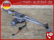 KOMPLETT Mercedes W211 S211 Scheibenwischer + Wischermotor Vorne