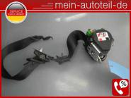 Mercedes W211 S211 Gurt Gurtstraffer VL ab 2004 1 Stecker 2118607985 SCHWARZ