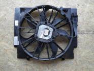 BMW 5er E60 E61 525d Elektrolüfter Motorlüfter Wasserkühler 7801657