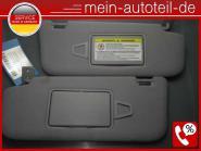 Mercedes W211 S211 Sonnenblenden R u. L beleuchteter Spiegel Avantgarde 21181010