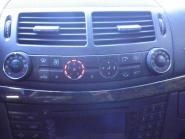 Mercedes W211 S211 Klimabedienteil 2-Zonen 2118300090 VDO H24 400055010 21183003