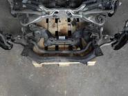 Mercedes W211 S211 W211 Vorderachse 2116201587(Träger) - 2116201287  Achse Querl