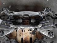 Mercedes W211 S211 Hinterachse AIRMATIC 2113507508 2113502408 , 2113507108  Achs