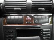 Mercedes W203 S203 Sitzheizung Schalter MOPF Classic 2038215781 Calyptus / Eukal