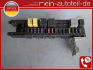 Mercedes S203 SAM Modul Sicherungskasten hinten 2035453101 Hella 5DK008486-42 a2