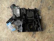 Mercedes W211 S211 E 320 T CDI Stirnwanddeckel Steuergehäuse 6110101233 648961