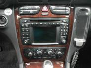 Mercedes W203 S203 Mittelkonsole Elegance + Schalter Sitzheizung Elegance 203680