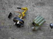 Mercedes S203 Tankgeber + Dieselpumpe !!! 359 U Tansanitblau 2034701941