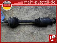 Mercedes W211 S211 280 320 500 4-Matic ORIGINAL Antriebswelle VL 2113301701