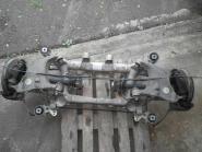 BMW 5er E60 E61 Hinterachse Achse Rear axle 6770827 (Träger)