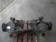 Mercedes W211 S211 Hinterachse OHNE Airmatic 2113507508 (Träger)  Achse Rear axl