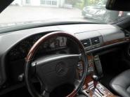 Mercedes W140 C140 Armaturenbrett Airbag   Armaturentafel