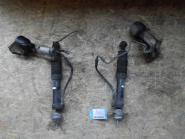 Mercedes W140 C140 ADS Dämpfer HL + HR Niveaudämpfer 1403208813 SACHS 0124001023
