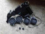 Mercedes S203 BOSE Soundsystem Boxen 2038201589 (Verstärker) Kombi