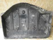 Mercedes W211 S211 Abdeckung Unterbodenschutz Reserverad 2116190838 -  Mulde Ver