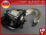 Mercedes S211 Gurt HL Kombi Beige (2002-2006) 2118600585 - Kombi Kiesel a2118600