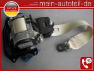 Mercedes S211 Gurt HR Kombi Beige (2002 - 2006) 2118600685 - Kombi a2118600685,