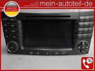 Mercedes S211 Großes Navi APS Comand 2118202197 A2118272342 , A2118276142 , A211