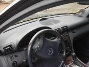 Mercedes W203 S203 Armaturenbrett Pazifikblau Dunkel TOP Airbag 2036800187 + 203