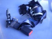 Mercedes S203 Gurt mit Gurtstraffer HR belt BLAU 2038608485 + 2038602069 Kombi P