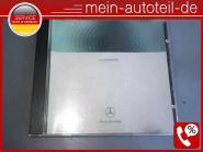 Mercedes W203 S203 Linguatronic CD Bedienungsanleitung  1708270559 A1708270559