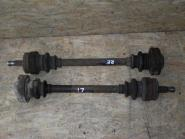 Mercedes W140 C140 S 600 S600 Antriebswelle SET HR+HL A1403508710 120982   axle