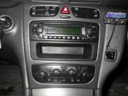 Mercedes W203 S203 Mittelkonsole Avantgarde Aluleiste Avantgarde 2036809039 Alu-