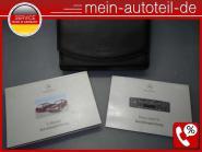Mercedes W203 S203 W203 Bordmappe Radio Audio 10 2035846983, 2035845281