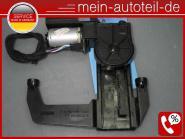 Mercedes S211 Kopfstützenverstellung Vorne 2109700026 Leder Semianilin Grau A210