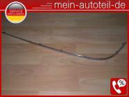 Mercedes S211 Stoßstange CHROM Leiste HL Avantgarde 2118850374 Kombi hinten Li,