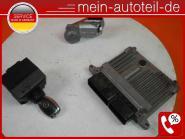 Mercedes S211 220 CDI Motorsteuergerät SET 646821 220cdi 170PS 6461509878 DELPHI