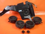 Mercedes S203 BOSE Soundsystem Boxen 2038275142 (Verstärker) Kombi lautsprecher,