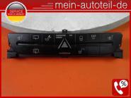 Mercedes W211 S211 Schalterleiste Schalteinheit 2118210858  A2118212758