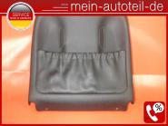 Mercedes W211 S211 Ledersitz Beifahrersitz Sitz Verkleidung VR Sitzverkleidung B