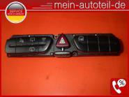 Mercedes W203 S203 Schalterblock, PDC 2038218358 Schalterleiste ESP