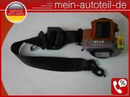 Mercedes S211 Gurt VR Schwarz (2003 - 2004) 2118604285 561014601 008L a211860428