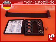Mercedes S211 KOMPLETT Easy Pack Fixkit 2118990261 - Kombi Leder Semianilin Grau