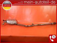 Mercedes W211 S211 E 320 T CDI Auspuff LI 320 CDI V6 2114908035 642920 A21149080