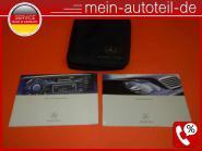 Mercedes W203 S203 W203 Anleitung Gebrauchsaweisung Audio 10 2035841774