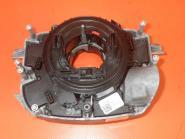 BMW 5er E60 E61 Schaltzentrum Schleifring 6952979 6952979 Leder Dakota rotorange