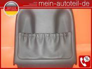 Mercedes W211 S211 Ledersitz Beifahrersitz Sitz Verkleidung VR Sitzverkleidung