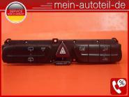 Mercedes W203 S203 Schalterblock Abschleppschutz Elegance 2038219058 Wurzelholz