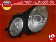 Mercedes S211 Bi-Xenonscheinwerfer LI mit Kurvenlicht (2002 - 2006) 2118201961 A