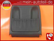 Mercedes W211 S211 MOPF Sitzverkleidung VR Ledersitz Verkleidung 2119100091
