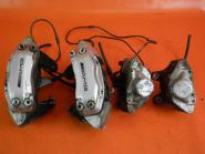 Mercedes W203 S203 C 30 CDI AMG AMG Bremssattel 4er Set 0024201983 ; 0024202083