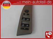 BMW 5er E60 E61 Schalter Fensterheber Vorne Links Anklappfunktion Trüffel Braun